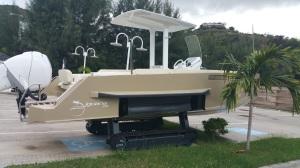 st martin am amph boat